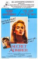 """Secret Admirer - 11"""" x 17"""""""