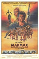 Mad Max Beyond Thunderdome Mel Gibson Fine Art Print