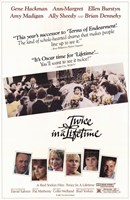 "Twice in a Lifetime - 11"" x 17"" - $15.49"