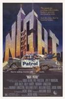 "Night Patrol - 11"" x 17"""