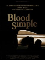 "Blood Simple - 11"" x 17"""