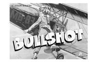 """Bullshot Movie Poster - 17"""" x 11"""""""