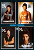 """Youngblood Rob Lowe - 11"""" x 17"""""""