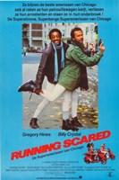 """Running Scared Movie Poster Dutch - 11"""" x 17"""""""