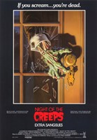 "Night of the Creeps - 11"" x 17"""