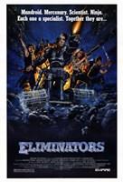 "Eliminators - 11"" x 17"""