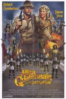 """Allan Quatermain and the Lost City of Gold - 11"""" x 17"""""""