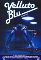 """Blue Velvet (Velluto Blu) - 11"""" x 17"""" - $15.49"""