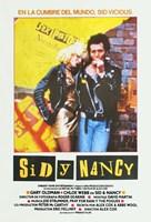 "Sid and Nancy - Spanish - 11"" x 17"""