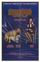 """Menage - 11"""" x 17"""""""
