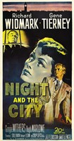 Night and the City Gene Tierney Fine Art Print