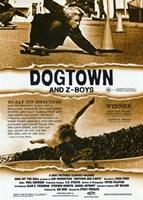 "Dogtown and Z-Boys Sepia - 11"" x 17"""
