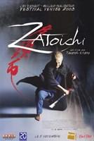 """Zatoichi - 11"""" x 17"""", FulcrumGallery.com brand"""