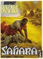 """Sahara Bogart - 11"""" x 17"""""""