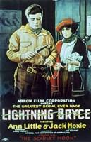 """Lightning Bryce - 11"""" x 17"""""""