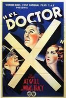 "Doctor X - 11"" x 17"""