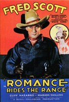 "Romance Rides the Range - 11"" x 17"""