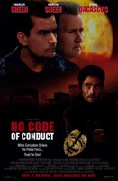 "No Code of Conduct - 11"" x 17"""