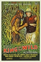 "King of the Wild - Chapter 4 - 11"" x 17"""