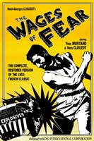 """Wages of Fear Montand Clouzot - 11"""" x 17"""""""
