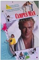 "Campus Man - 11"" x 17"""