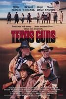 """Texas Guns - 11"""" x 17"""""""