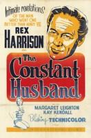 "Constant Husband - 11"" x 17"", FulcrumGallery.com brand"
