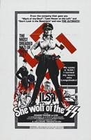 """Ilsa - She Wolf of the SS - 11"""" x 17"""""""