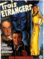 "Three Strangers - 11"" x 17"", FulcrumGallery.com brand"