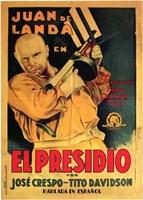 """El Presidio - 11"""" x 17"""""""