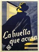 "Huella Que Acusa - 11"" x 17"""