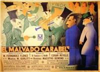 """El Malvado Carabel - 17"""" x 11"""""""