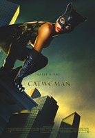 """Catwoman - 11"""" x 17"""""""