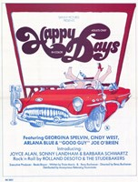 "Happy Days - 11"" x 17"", FulcrumGallery.com brand"