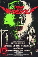 Legend of the Werewolf Fine Art Print
