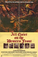 """All Quiet On the Western Front - 11"""" x 17"""""""