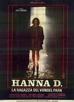"Hanna D: The Girl from Vondel Park - 11"" x 17"""