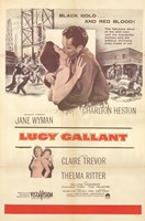 "Lucy Gallant - 11"" x 17"""