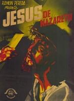 """Jesus of Nazareth - 11"""" x 17"""""""