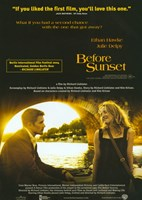 "Before Sunset Film - 11"" x 17"""