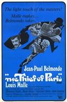 """Thief of Paris - 11"""" x 17"""" - $15.49"""