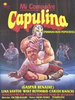 "Mi Compadre Capulina - 11"" x 17"""