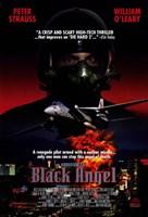 "Flight of Black Angel - 11"" x 17"""