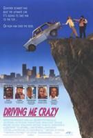 "Driving Me Crazy - 11"" x 17"""