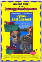 "National Lampoon's Last Resort - 11"" x 17"""