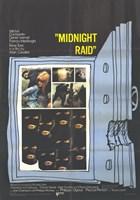 "Midnight Raid - 11"" x 17"""
