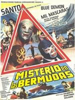 """Misterio en las Bermudas - 11"""" x 17"""""""