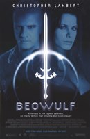 """Beowulf - A Fortress at the Edge of Darkness - 11"""" x 17"""""""
