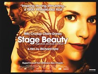 """Stage Beauty - 17"""" x 11"""""""