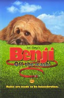 "Benji: Off the Leash - 11"" x 17"""